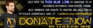 Wiretap - Donate NOW
