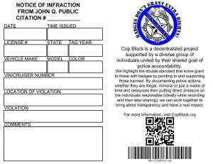 Citation Form