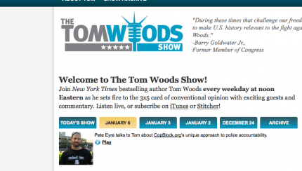 tom-woods-show-pete-eyre-copblock-january-6-2014