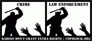 COPBLOCK crime   law enforcement 01 300x135 Know Your Rights: A Primer