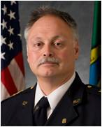 Seattle Chief of Police John Diaz