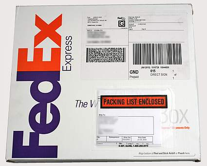 fedex overnight letter breach of 4th amendment cop block 9159
