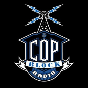 cop block radio graphic