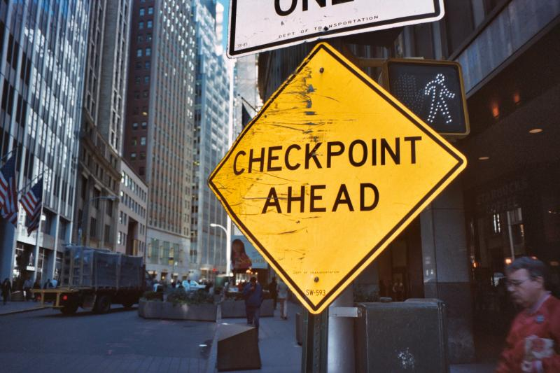 Checkpoint-Ahead-CopBlock