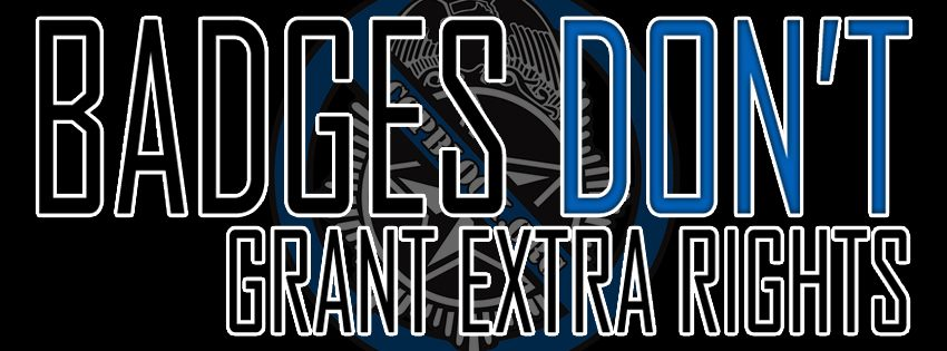 Banner-Don't-Grant-Extra-Rights-CopBlock graphic