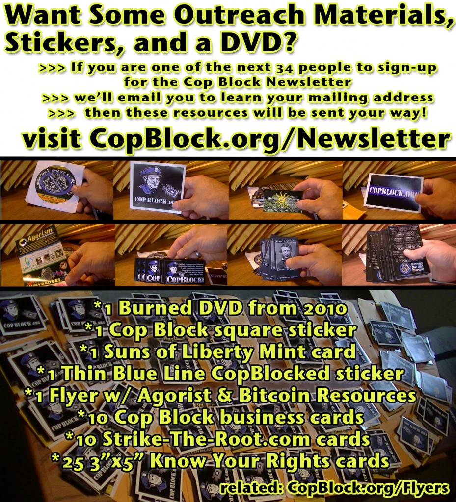 copblock-newsletter-outreach-knowyourrights-literature-lowres