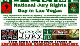 Jury Rights Day in Las Vegas