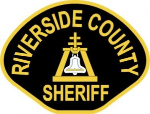 Riverside County Sheriff patch