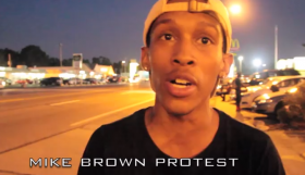 ferguson-mike-brown-street-protest-mike-bluehair-film-the-police-portland-copblock