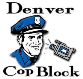 Denver Cop Block Logo