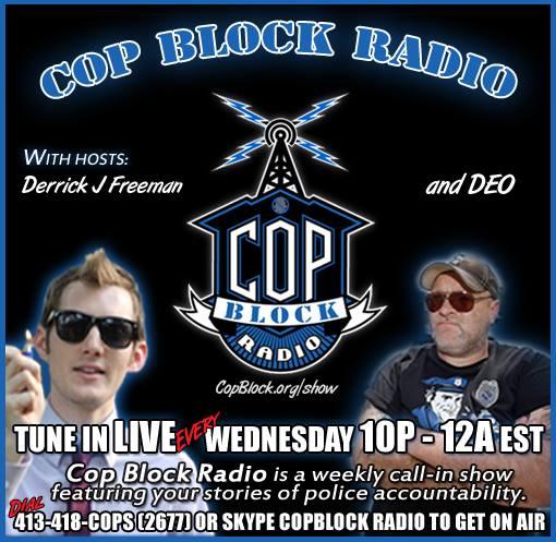 Cop Block Radio Show