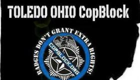 Toledocop block logo