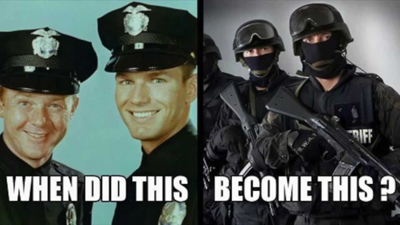 cops are useless