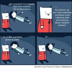 Scientism Humor