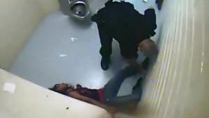 Officer Medina Jail Cell Beating
