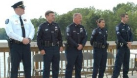 Top Gastonia police officials receiving promotions in 2013
