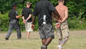 hudson project arrest