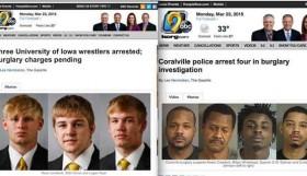 Iowa City Police Racism