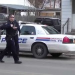 Troy PD do a warrant-less search of a house on Easter 04/05/15
