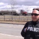 Watervliet Arsenal Police and Watervliet Police Lie about taking pictures of the Arsenal 04/04/15