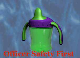 Officer Safety Cup
