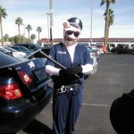 King Ron Impersonating the Police