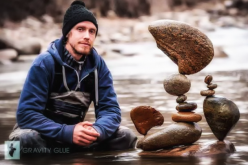 Michael Grab Gravity Glue Boulder Artist
