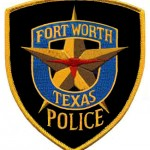 Fort Worth Police Patch