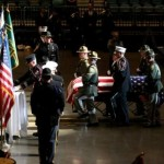 Carson City Deputy Funeral