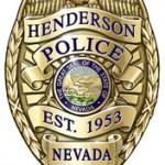 Henderson Police Badge