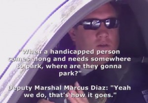 Las Vegas Deputy Marshal Marcus Diaz