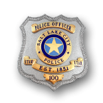 Salt Lake City Police Badge