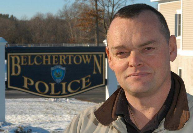 Belchertown Police Chief Francis Fox