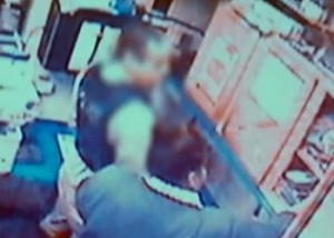 Chicago PD Burger King Erasing Video