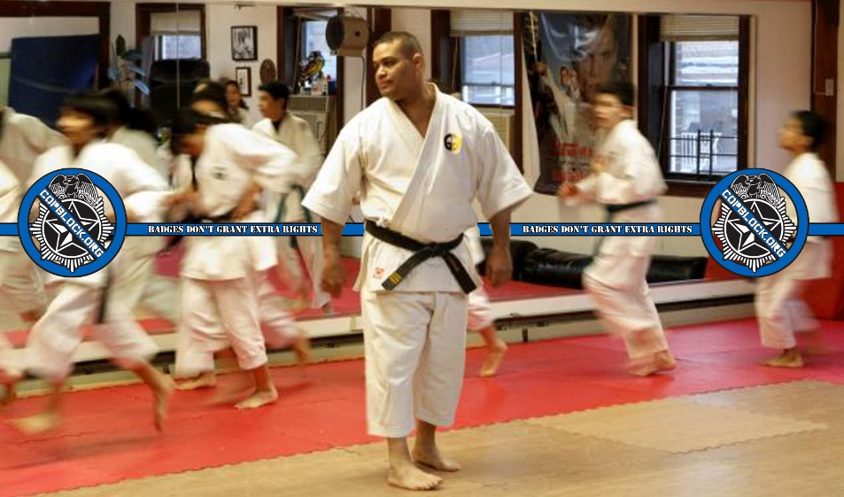 Nypd S Quot Karate Cop Quot Arrested For Shooting Girlfriend In Neck