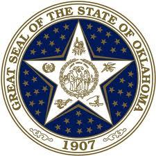 Oklahoma State Seal Cop Block