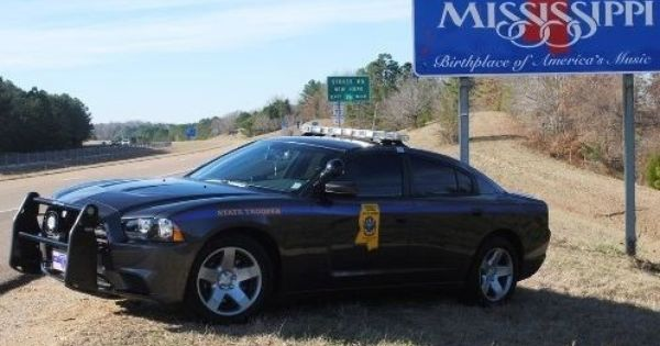 Mississippi State Trooper Issues Quot Ghost Ticket Quot And Shrugs