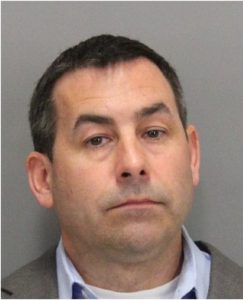 Thomas William Leipelt, 46, was a Santa Clara police sergeant who was convicted of misdemeanor indecent exposure on March 28, 2016 stemming from a May 2015 incident at Santana Row in San Jose. The conviction means he would have to register as a sex offender for life.