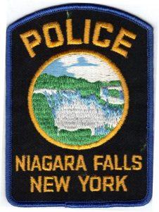 Niagara Falls Police Dept Logo