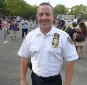 NYPD Deputy Inspector James Grant