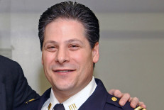 NYPD Peter Deblasio